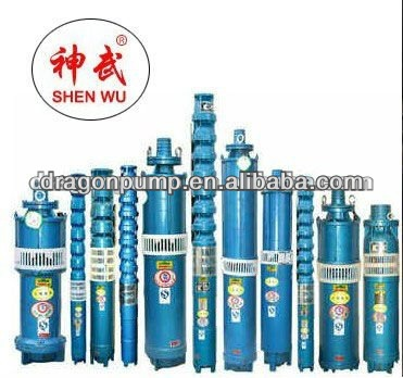 10hp agricultural irrigation multistage borehole pump