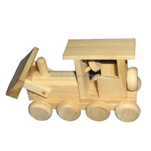Wooden toy for kids, handmade wood children small toy cars for baby souvenir
