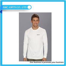 cotton printed mens round hem t shirt with your own logo design