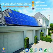 cheap price 50kw off grid solar power system with battery mppt inverter with low price