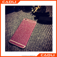 2016 BEST Bling Full Body Decal Skin Bling Glitter Phone Protective Sticker for iphone 6plus