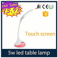 plasma study flexible office table led deck light usb lamp