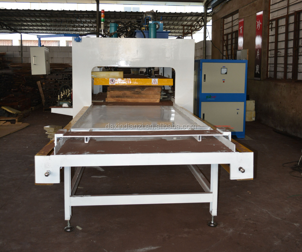 high frequency bend and board joint machine