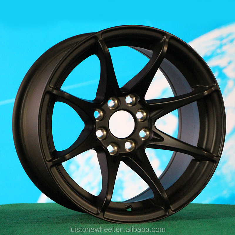 15*8 concave pcd 4*100-114.3 full painting japanese alloy wheels