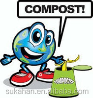 Compost Food Waste Into Fertilizer