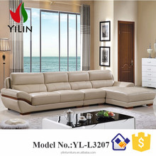 furniture living room luxury antique l shaped sofa prices air leather sofa