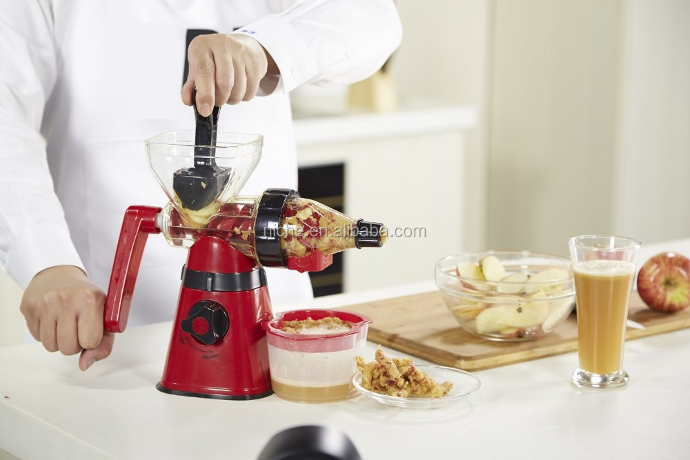 Manual fruit/vegetable Slow Juicer