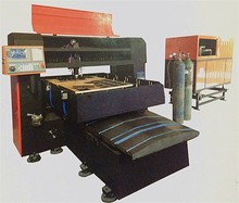300W laser cutting machine for die board cutting