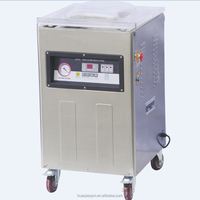 Nitrogen gas filling vacuum packing machine suitable for meat DZ-400