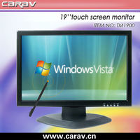 Newest Energy Saving 17inch QHD 1440*900 LED/LCD Monitor with VGA+HDMI+DVI+DP plastic panel