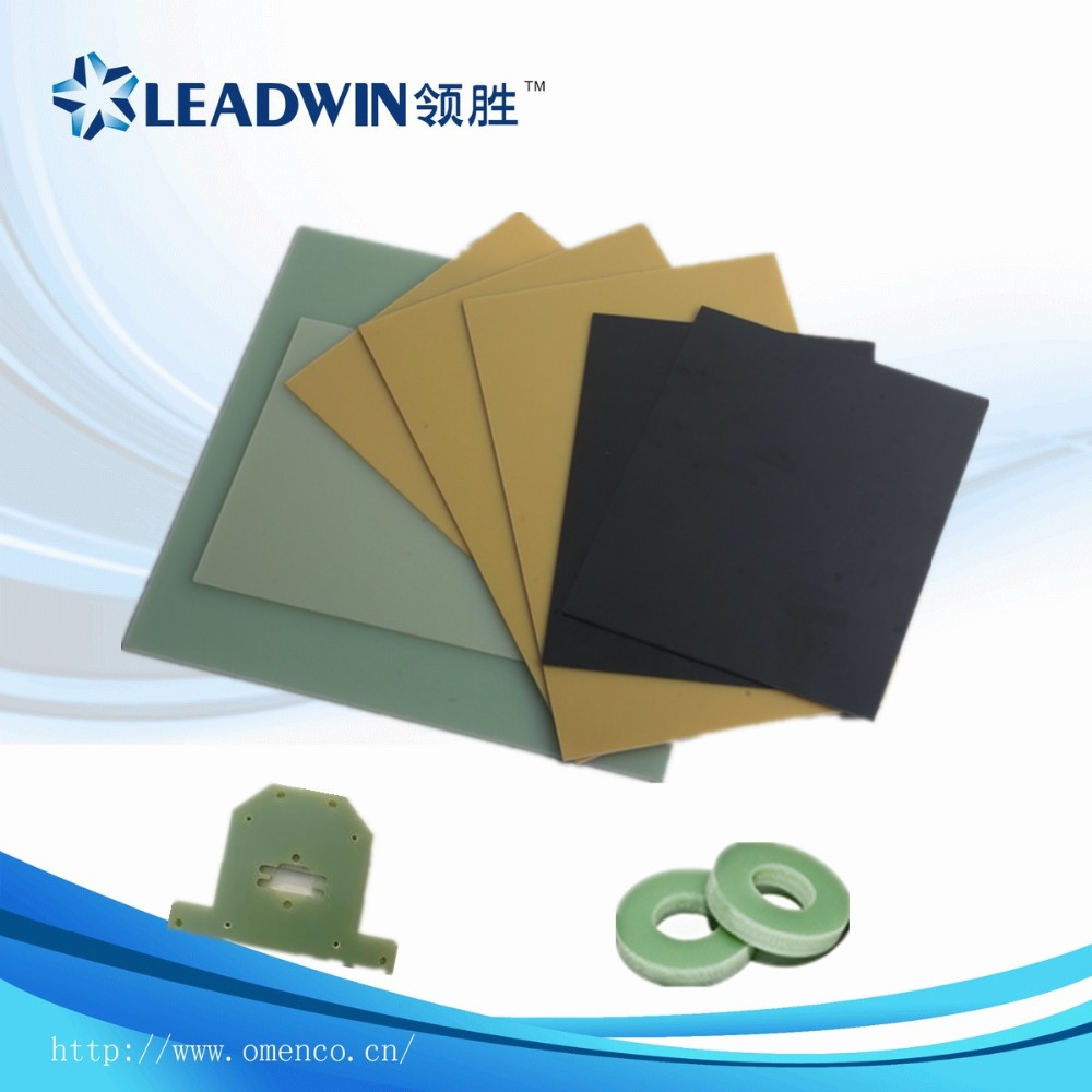 SGS certificated fr-4 1.6t jack board/ Epoxy Laminated Glass sheet