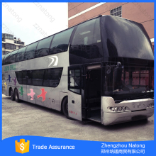 second hand bus Youngman luxury bus price