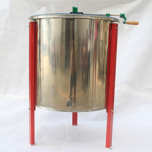 2018 Food grade stainless steel 24 frames electronic honey extractor