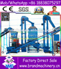 CE factory price animal feed production line alfalfa pellet machine