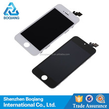Repair Parts for iPhone 5 LCD Front Glass Replacement