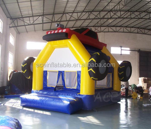 Inflatable Car,Automobile,tyre,tire bouncer/ Jumper