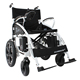 Maidesite light mobility motorized folding electric wheelchair