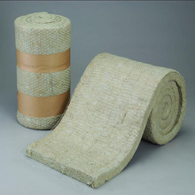 Best Price High Temperature Basalt Rock Wool Blanket Roll Insulation Pin