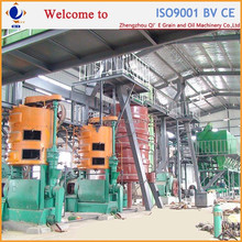 Turn-key mechanical project castor oil mill