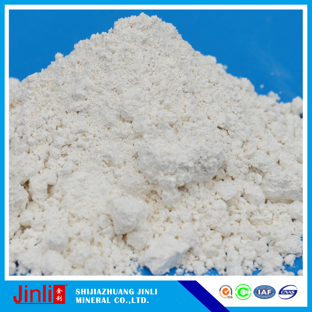 High active metakaolin for concrete