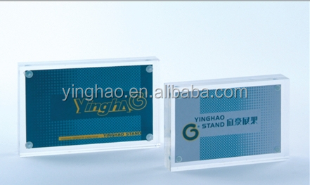 plastic business cards holders cheap
