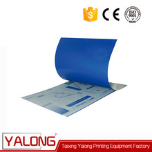 antique printed paper ctp plate for printing