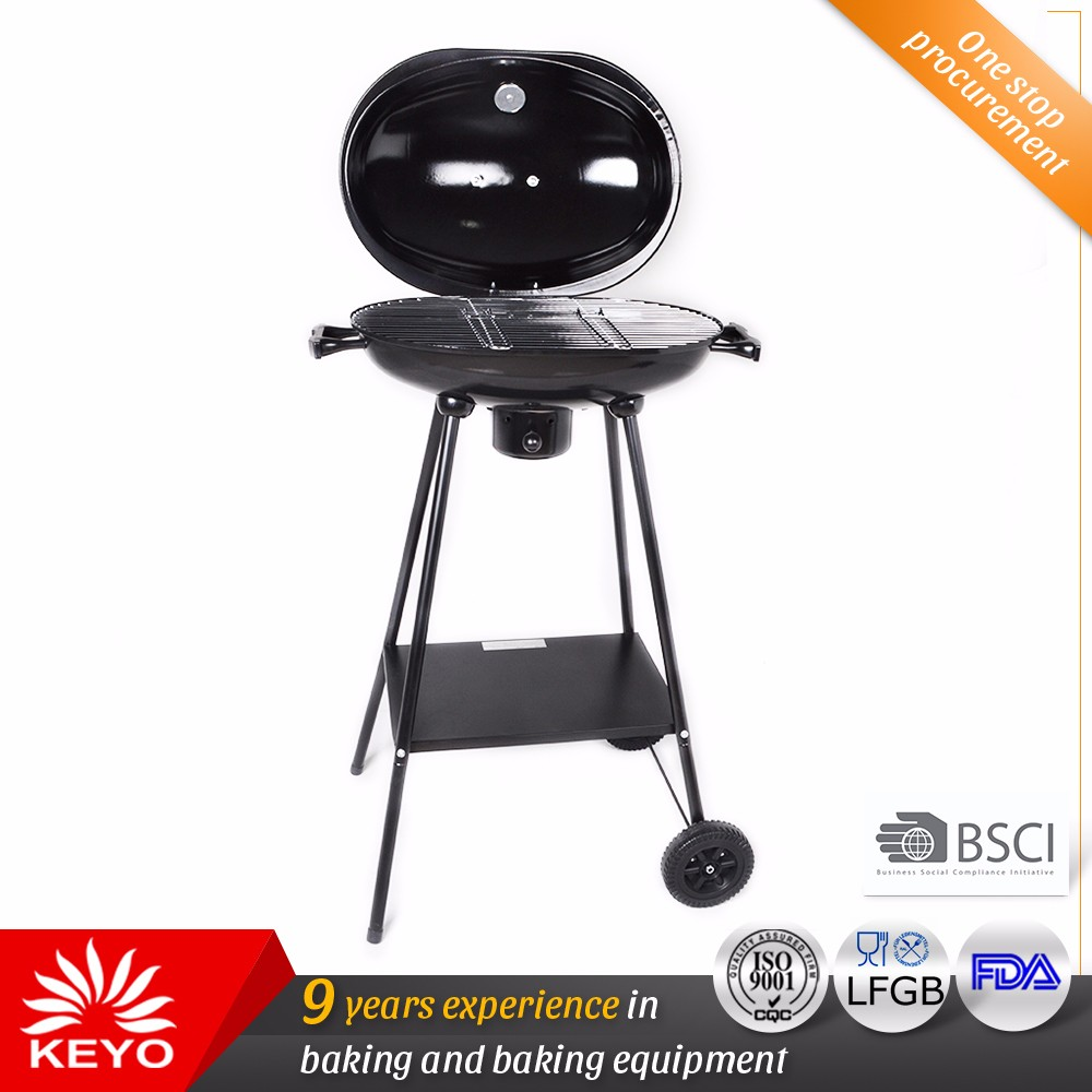 Wholesale Excellent Quality Barbeque Charcoal Bbq Big Black Egg Kamado Grill