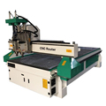 NC-R1325 Sri Lanka cnc router Plywood Acrylic MDF PVC sculpture wood carving cnc router machine 1325