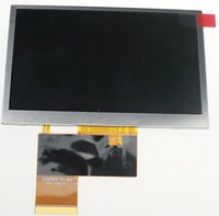 CHIMEI INNOLUX 4.3 inch panel/display/tft lcd,4.3 inch 480*272 tft with AV input, AT043TN25 V.2