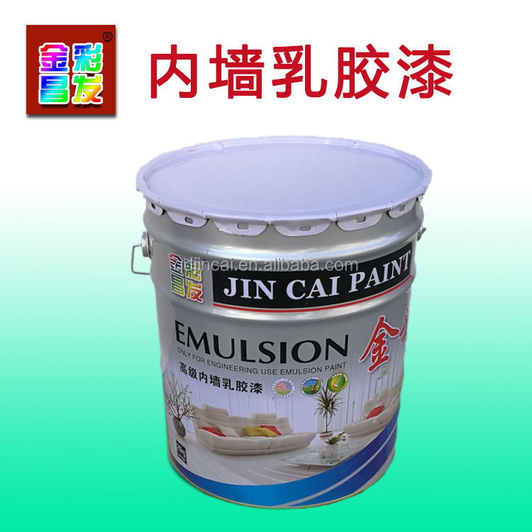 Air Purifying High Quality Waterbased Emulsion Paint for Interior
