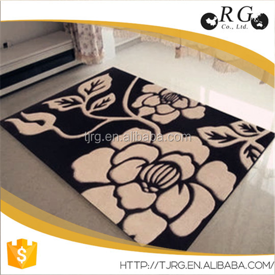 wedding nonslip fashion luxury 3d area rugs