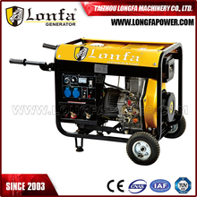 418cc CE Certified Air cooled 4 stroke Diesel Generator Power
