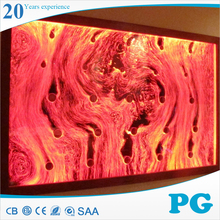 PG 2016 Stylish Acrylic LED Water Bubble Wall