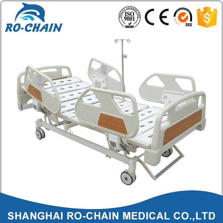 Cheap price custom hot sell hot type icu electric hospital bed