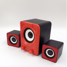 Hot product pc speakers USB 2.1 speaker