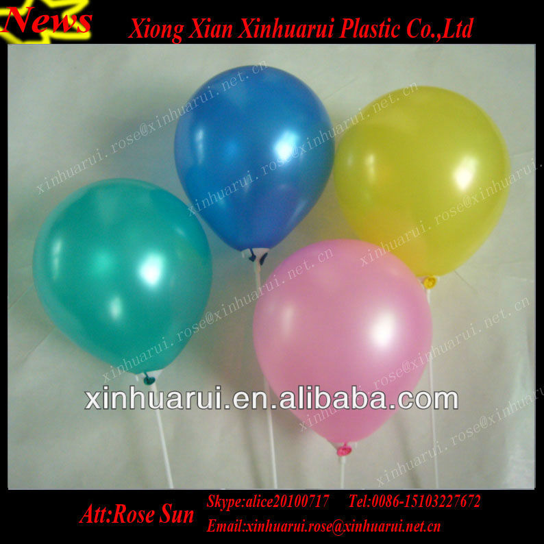 12 inch Metal Party Latex Balloons,Promotional Balloons