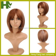 red highlights wigs cheap wholesales bob wigs bob wigs with bangs