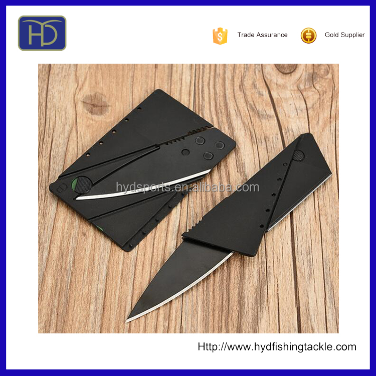 15g 140mm Stainless Steel Folding Fishing Knife