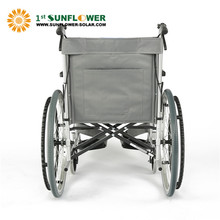 New design manual steel kid wheelchair with great price