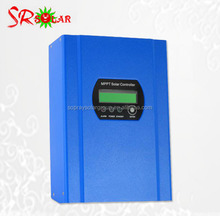 eSmart series 12V 24V 48V15A mppt solar charge controller with 99% transfer efficiency