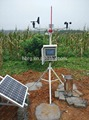 New design solar wireless weather station Ground temperature (5 layers)