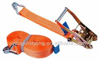 2 inch 50mm 5T cargo lashing strap,Ratchet strap,Ratchet tie down,polyester webbing