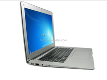 factory wholesale 14inch laptop notebook PC computer intel celeron j1900 or I3/I5/I7 netbook umpc