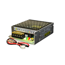CE 5A 12V dc switching UPS power supply unit for door access control cctv cameras