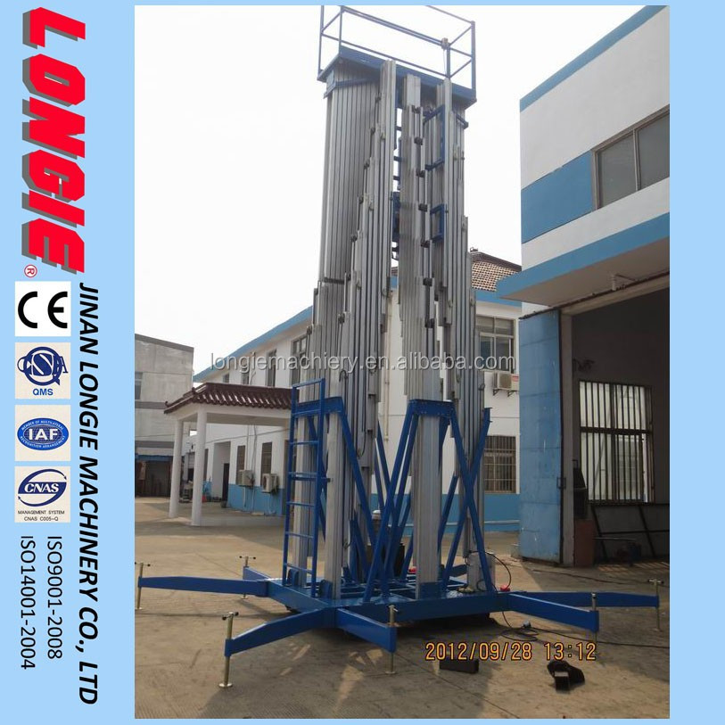 LISJL0.2-24 Hydraulic portable skylift