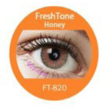 Hot sexy freshlooking honey FT820, sterling gray FT828 color korean contact lenses