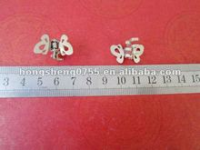 Factory Supply Cheap Price Fashion Metal Hair Clips,Butterfly Shaped Metal Clamp,Metal Hair Clips