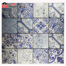 Moroccan style travertine mosaic tile for luxury wall decoration