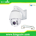 4.5 Inch Metal Body High Speed Dome 1080P IP IR PTZ Camera 10X Optical Zoom PTZ Camera