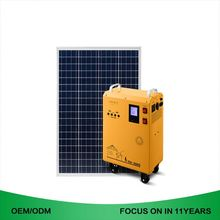 Ac China Cheap 300W Solar Home Power Energy System